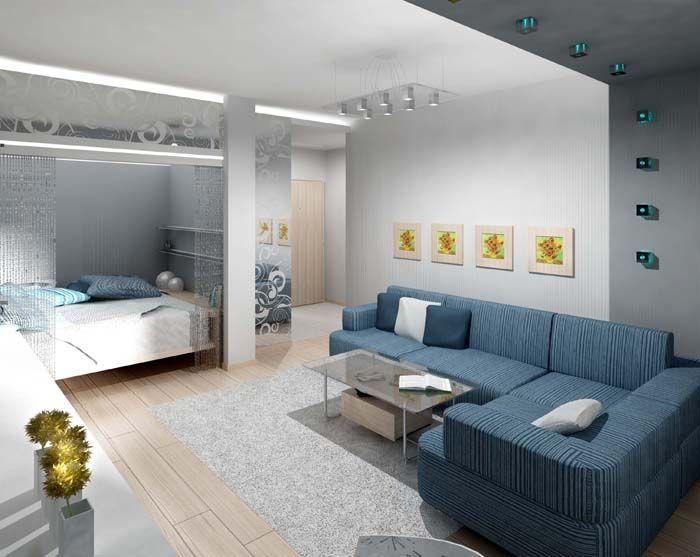 Варианты дизайна квартиры студии фото